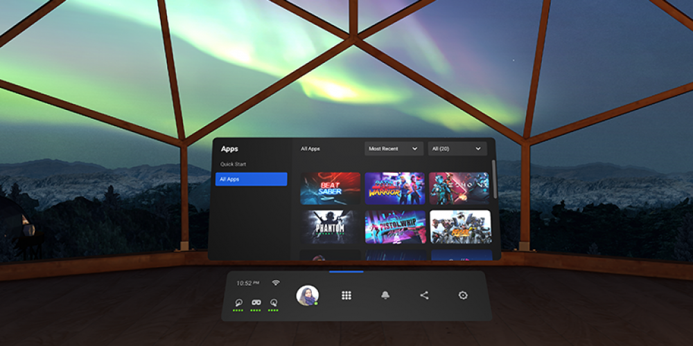 Facebook Updates Oculus Quest Controls, Adding New Menu Options and 2D Multi-Window Support
