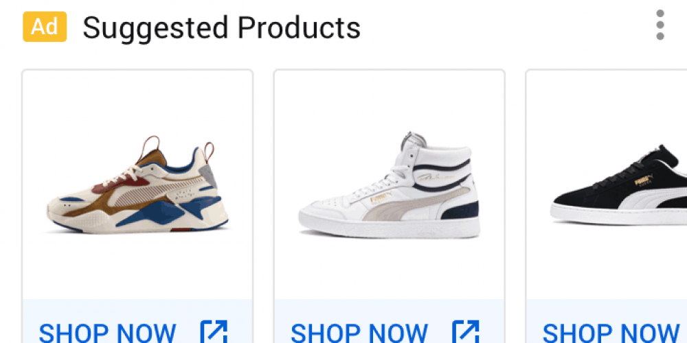 Google extends Shopping ads to more YouTube inventory