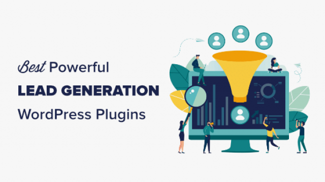 9 Best Lead Generation WordPress Plugins (Powerful)