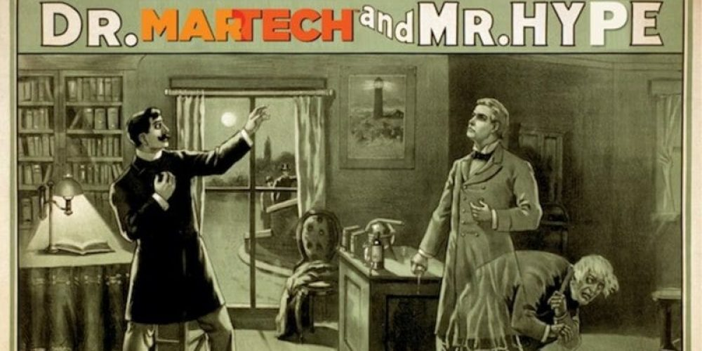 Dr. Martech and Mr. Hype: A Transformational Webinar