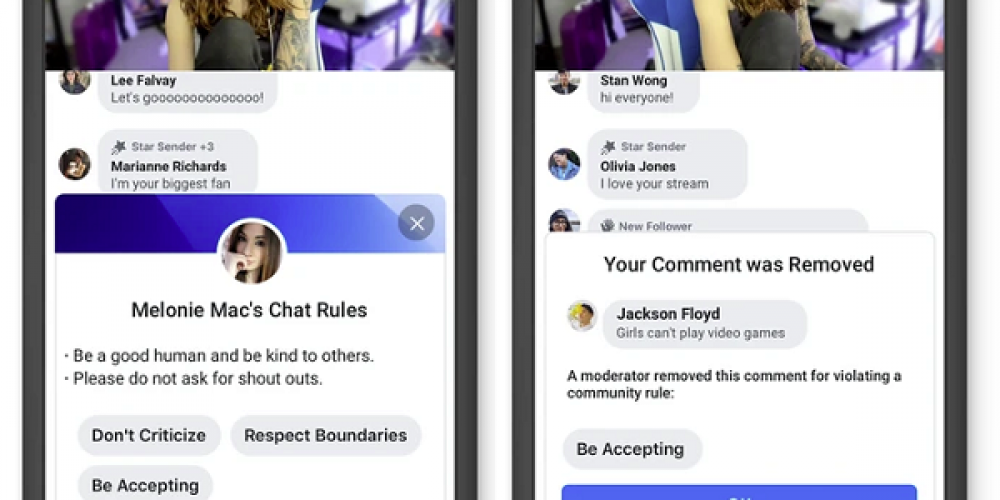 Facebook Provides New Resources to Help Gaming Creators Manage their Communities