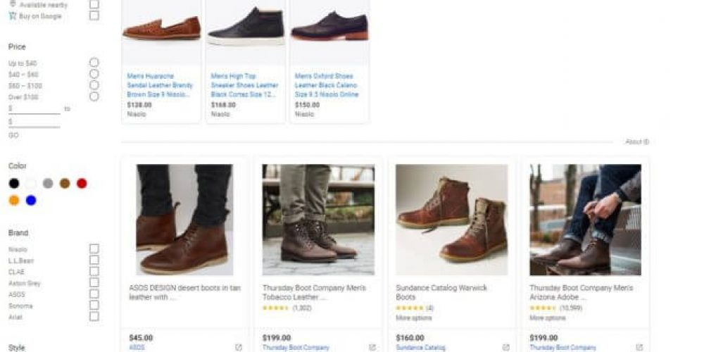 New free version of Google Shopping rolling out now