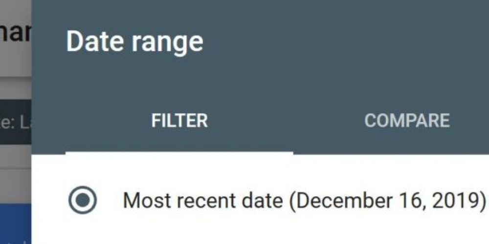 Discover Performance reports in Google Search Console just got fresher data