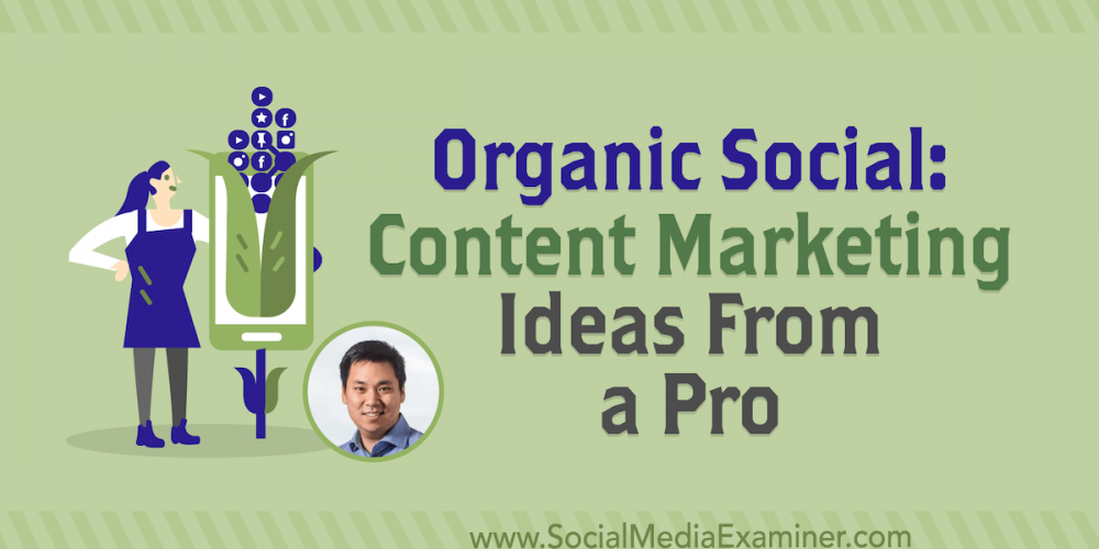 Organic Social: Content Marketing Ideas From a Pro