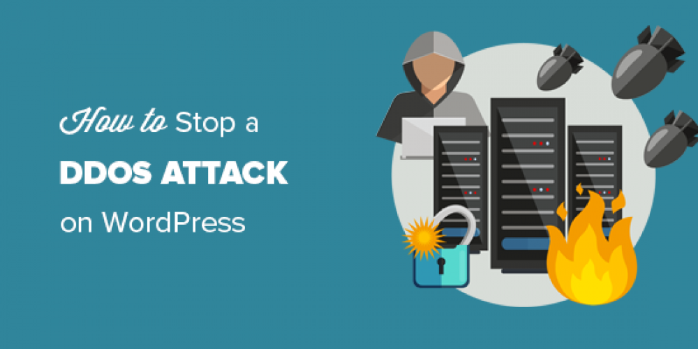 How to Stop and Prevent a DDoS Attack on WordPress