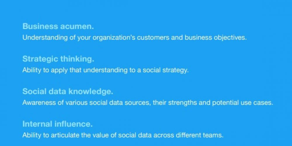 Twitter Provides New Guide on Effective Use of Social Media Data
