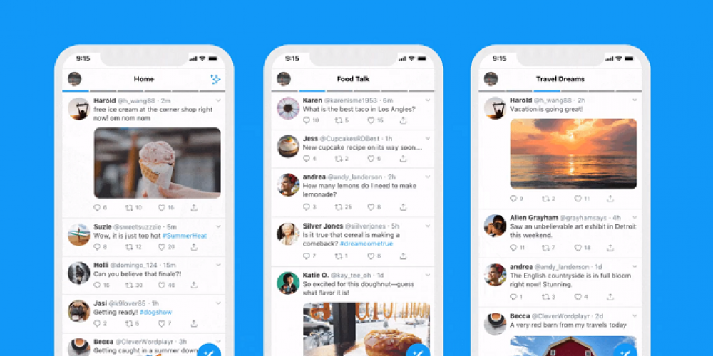 Twitter's Lists as Alternate Feeds Option Is Now Available on Android Devices
