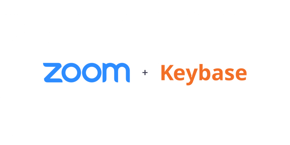 Zoom Has Acquired Encrypted Messaging Service Keybase as it Continues to Up its Data Security Measures