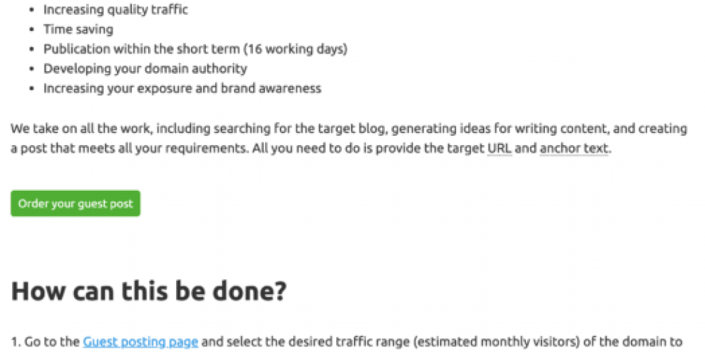 SEMRush drops paid guest blogging service after Google policy scrutiny