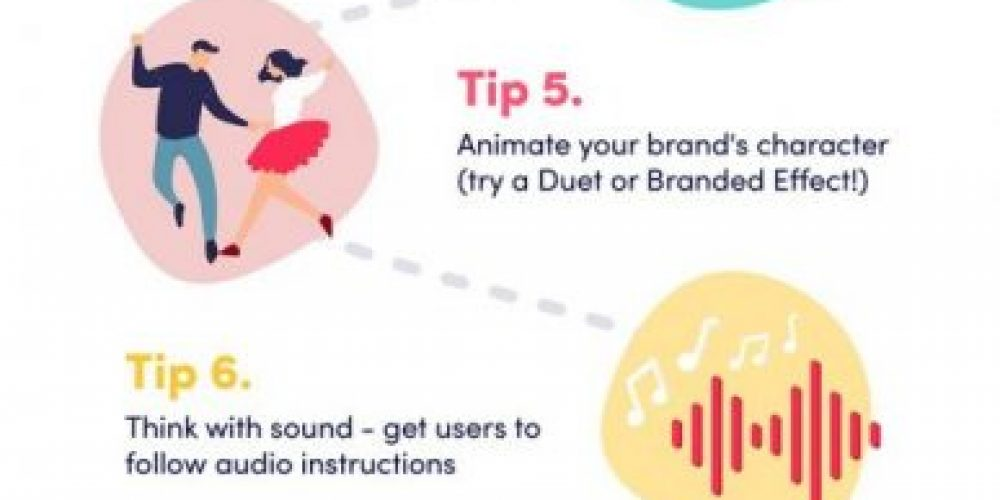 12 Tips for Hashtag Challenge Ideas on TikTok [Infographic]