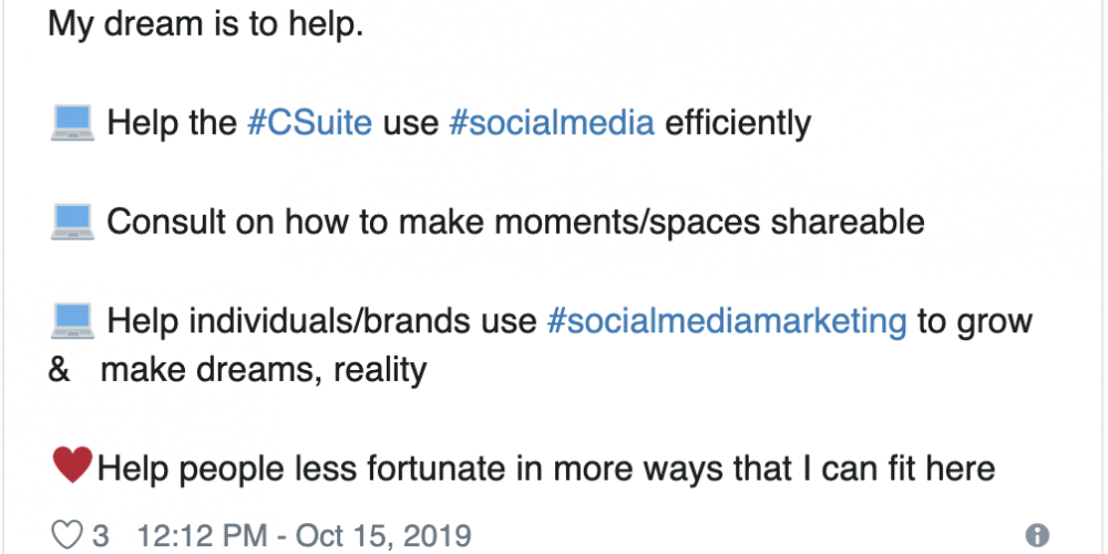 How One Social Media Consultant Builds Her Clients' Brand Influence on Twitter