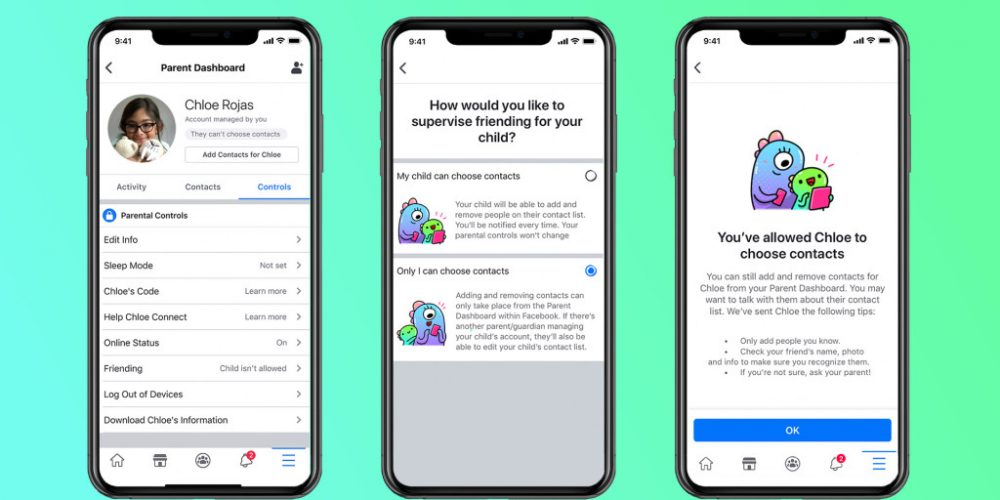 Facebook Expands Messenger Kids to More Regions, Adds New Connection Options
