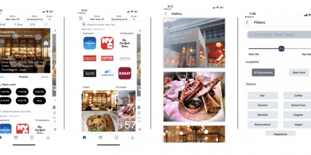Restaurant app Tobiko goes old school by shunning user reviews