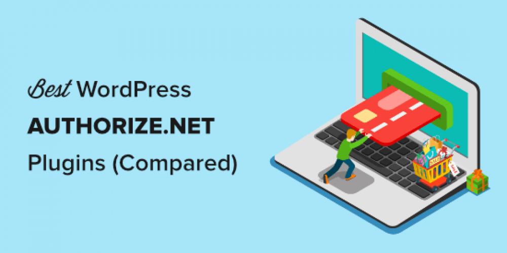 6 Best Authorize.Net WordPress Plugins (Compared)