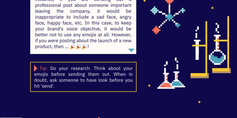 Using Emojis in Social Media Marketing [Infographic]