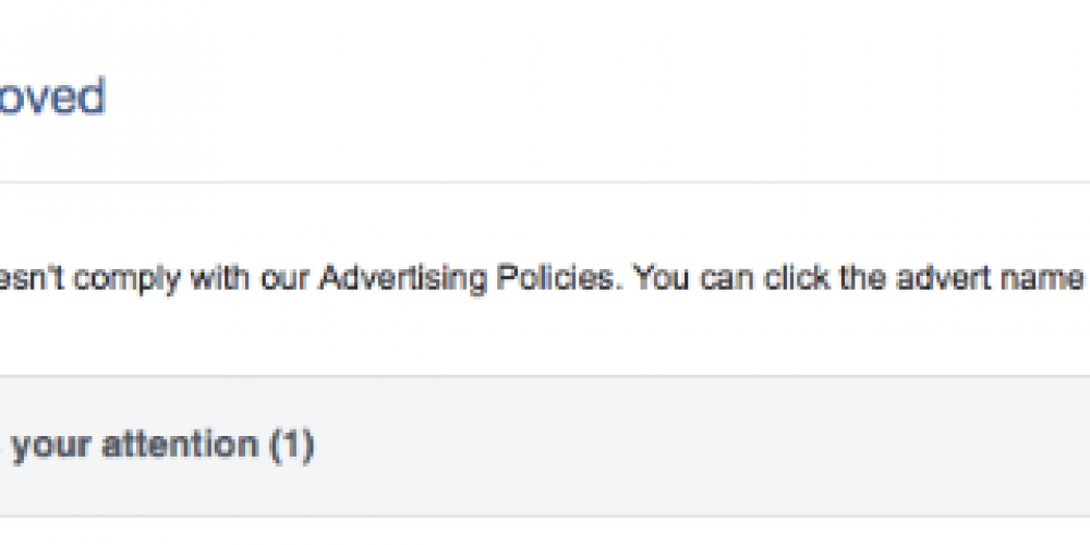 12 Of the Most Common Reasons Your Facebook Ads Are Not Delivering & How to Fix Them