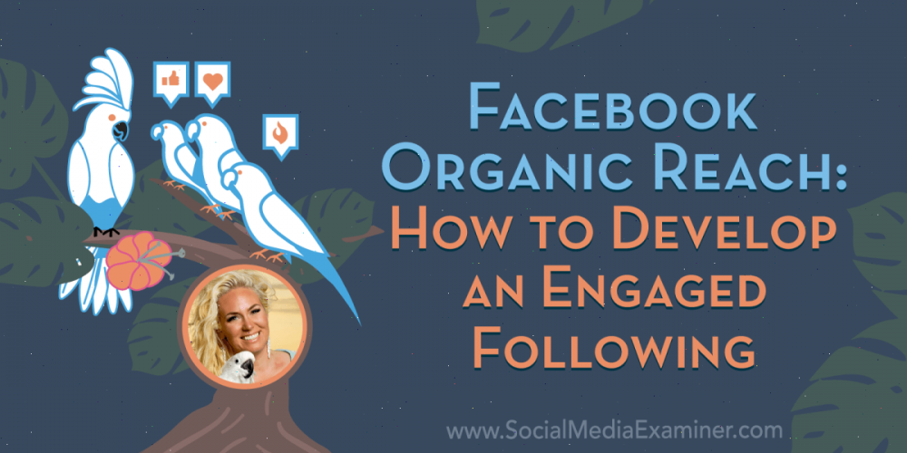 Facebook Organic Reach: How to Develop an Engaged Following