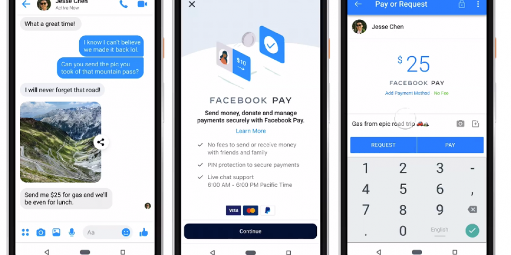 Facebook Rolls Out Facebook Pay to the US, Expanding On-Platform Payments