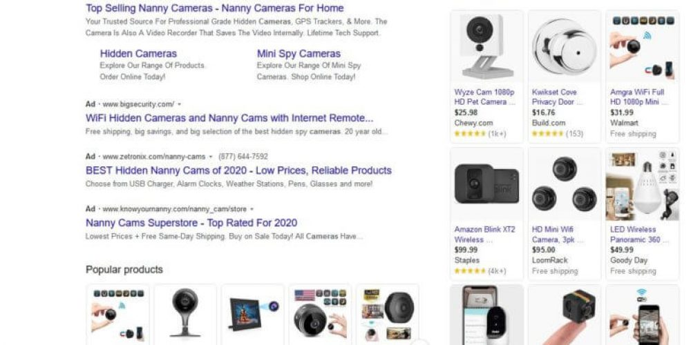 Google Ads to prohibit spyware, surveillance products and services