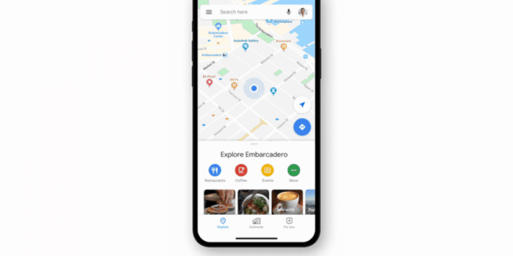 Google extends 'Incognito Mode' in Maps to iOS users