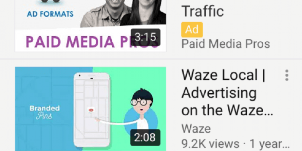 Are TrueView video discovery ads the better option for your brand?