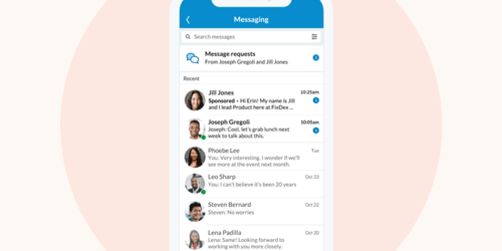 Linkedin Launches 'Conversation Ads' to Help Brands Capitalize on the Rise of Messaging