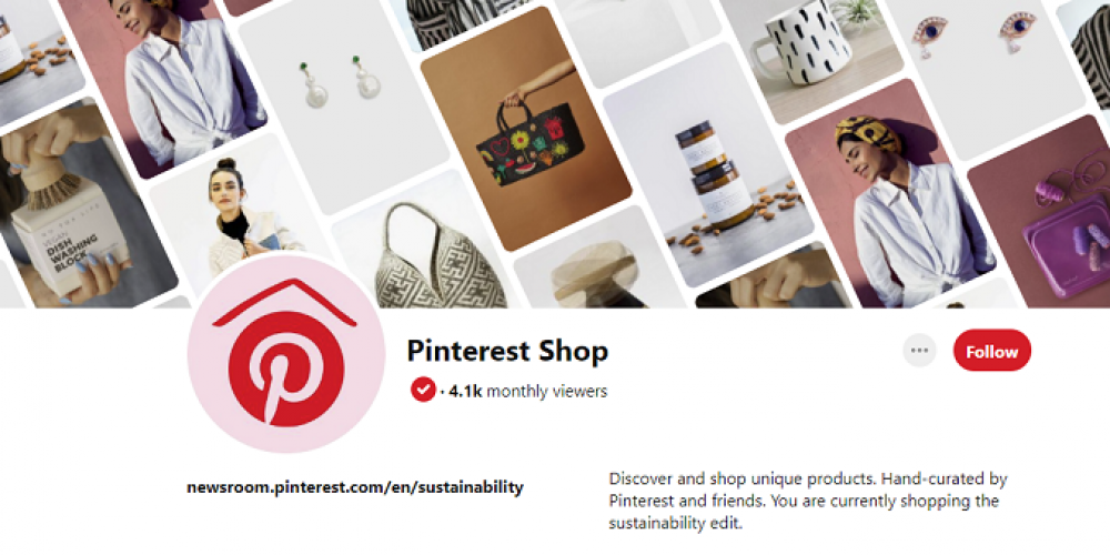 Pinterest Updates Pinterest Shop to Highlight a Selection of SMBs Impacted by COVID-19