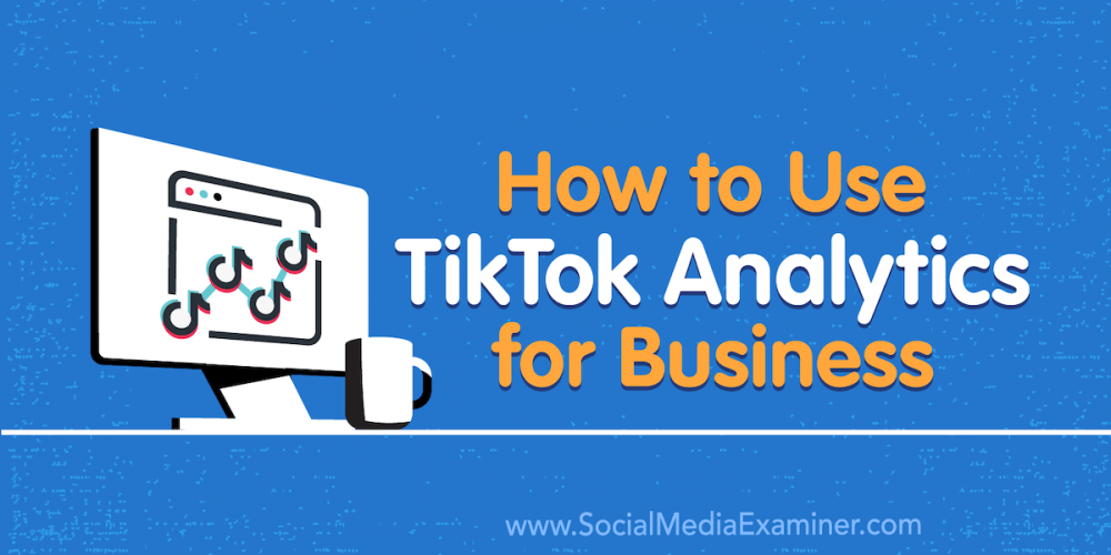 How to Use TikTok Analytics for Business