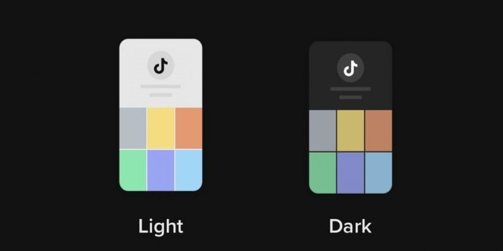 TikTok is Rolling Out a New 'Dark Mode' Option