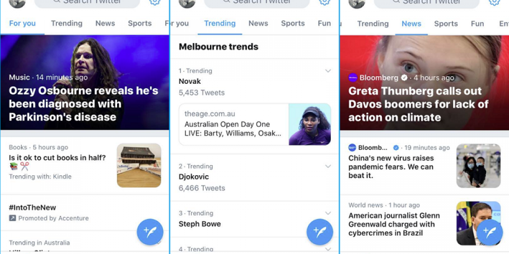 Changes Could be Coming for Twitter's Explore Page