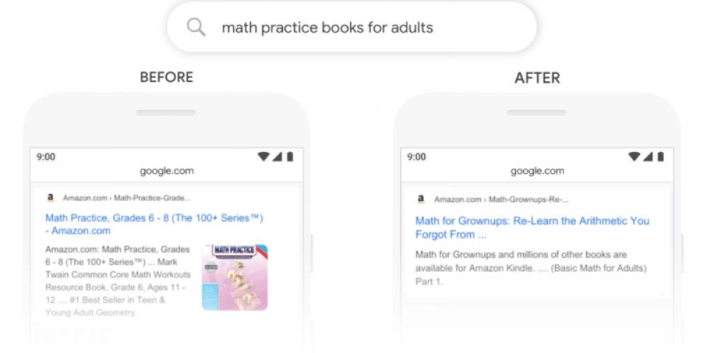 FAQ: All about the BERT algorithm in Google search