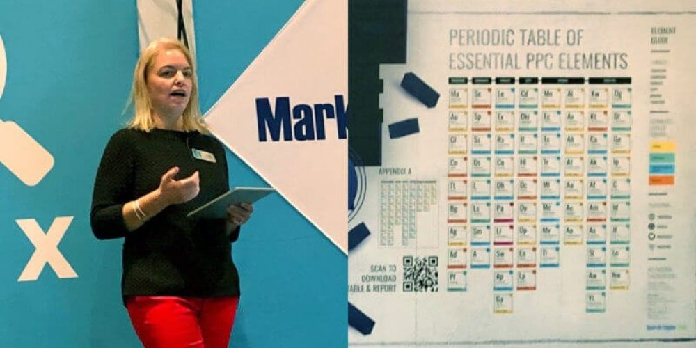 Search Engine Land unveils Periodic Tables of PPC at SMX East