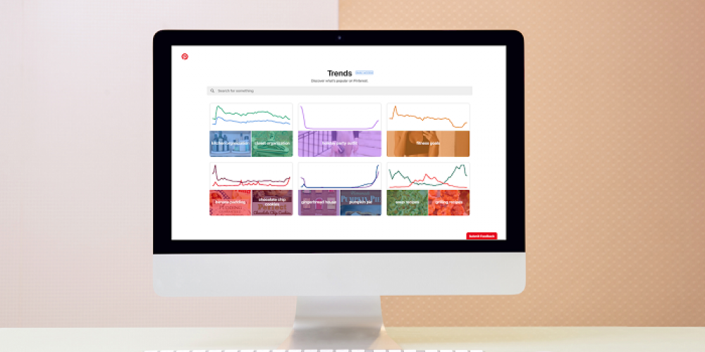 Pinterest Launches 'Pinterest Trends' Beta to Showcase Rising Interests