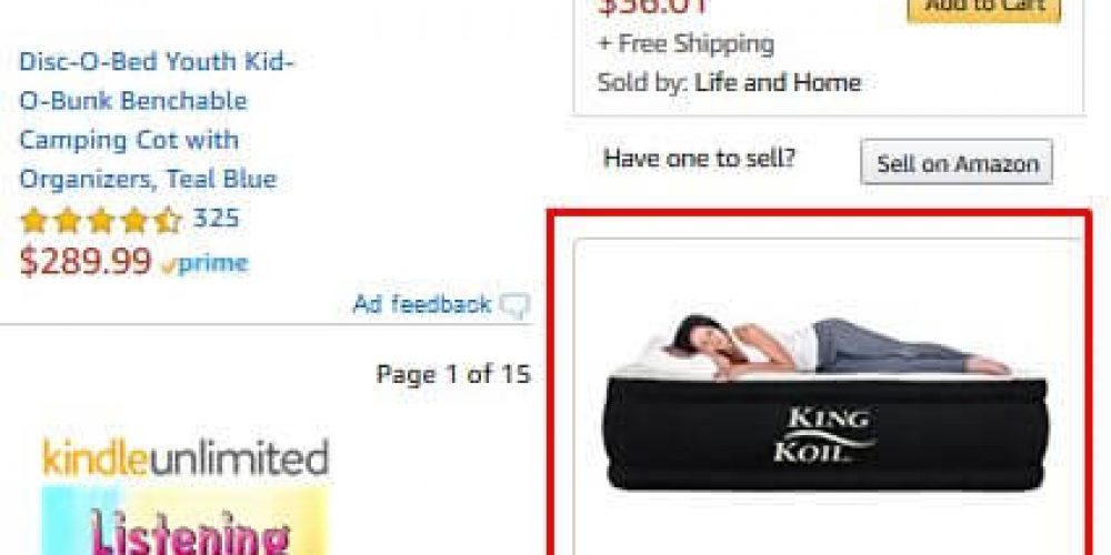 Amazon rolls out product targeting for Sponsored Display