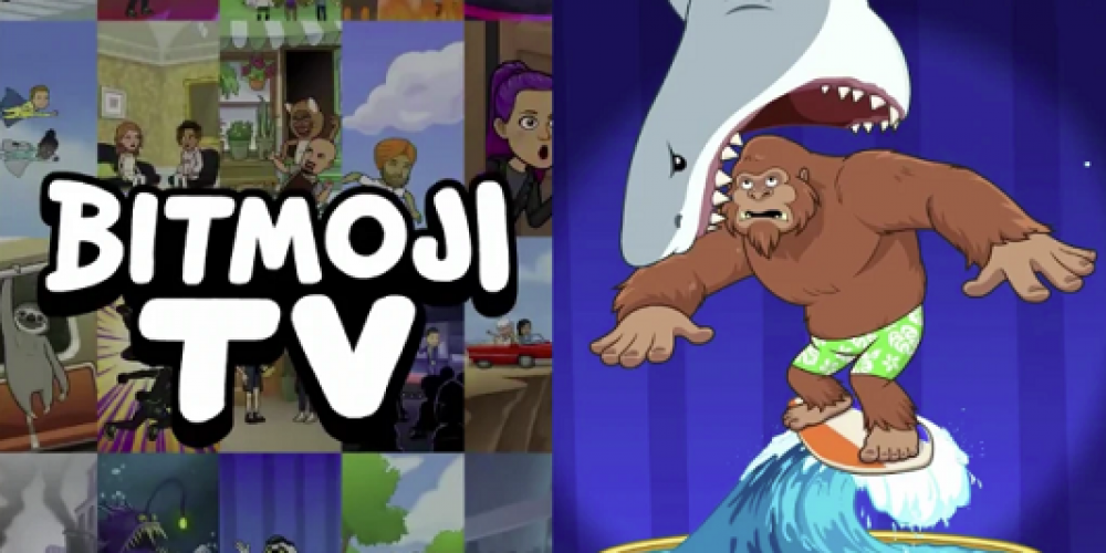 Snapchat's 'Bitmoji TV' Will be Launched This Weekend