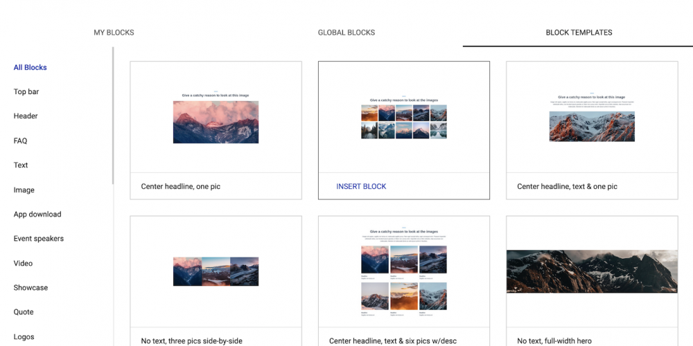 Introducing Layouts 4.0: Increasing Conversions by Focusing on Industry and Their Use Cases