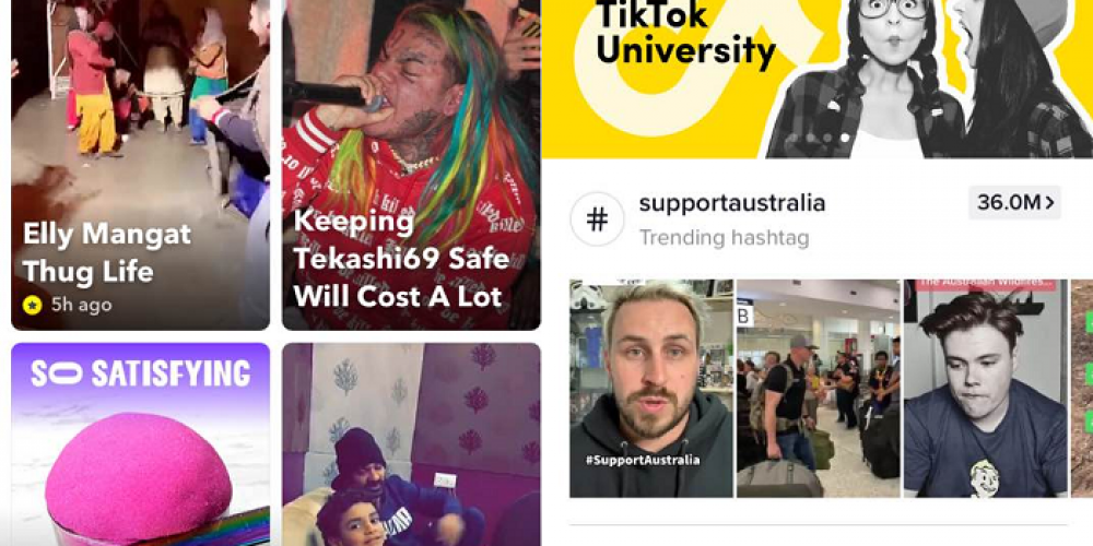 TikTok is Developing a Feed of Curated Content, Similar to Snapchat's Discover Stream