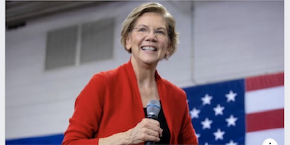 How Elizabeth Warren Uses Facebook Ads & Google Search Ads with Post-Click Experiences to Try & Win the 2020 Election (3 Examples)