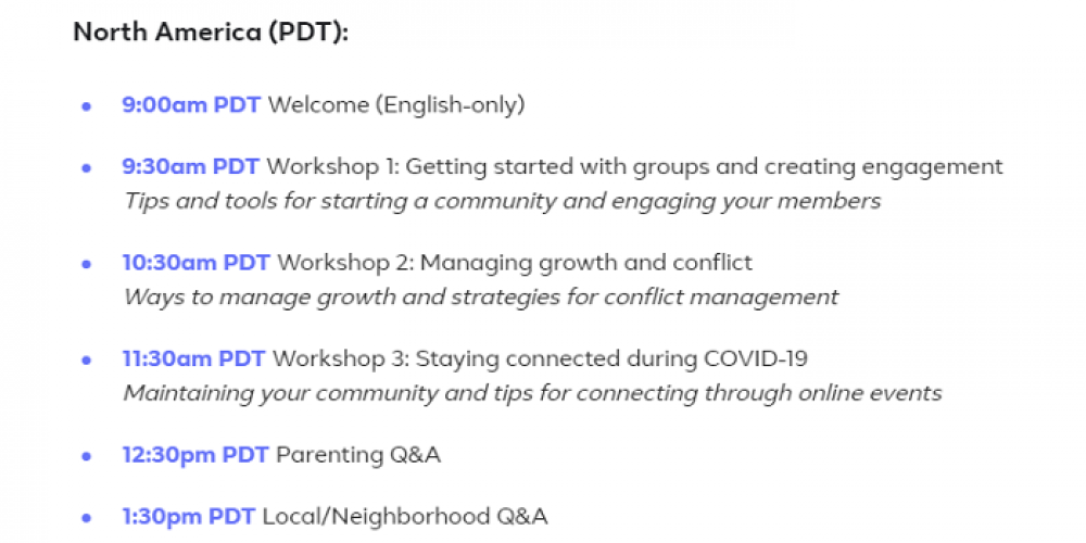 Facebook is Running New Workshops to Help Group Admins Manage Their Communities Amid COVID-19