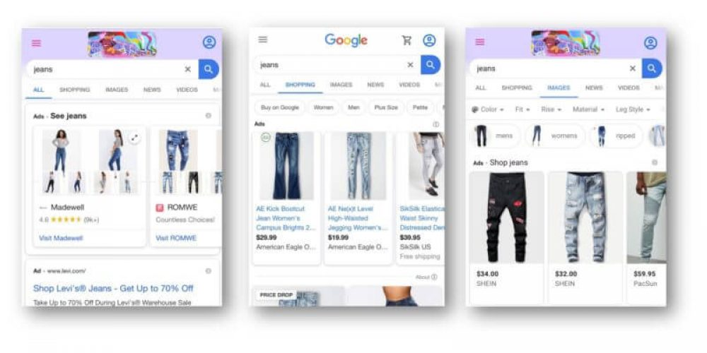 Google is streamlining 'Ad' labeling for Shopping ads