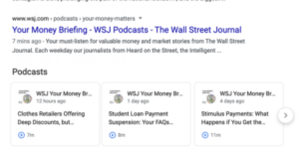 Google not indexing new content again