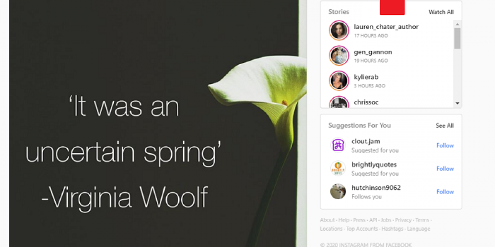 Instagram Adds DM Access to Desktop Version