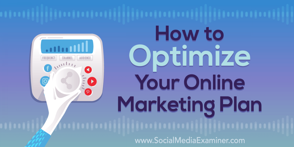 How to Optimize Your Online Marketing Plan: A 4-Step Process