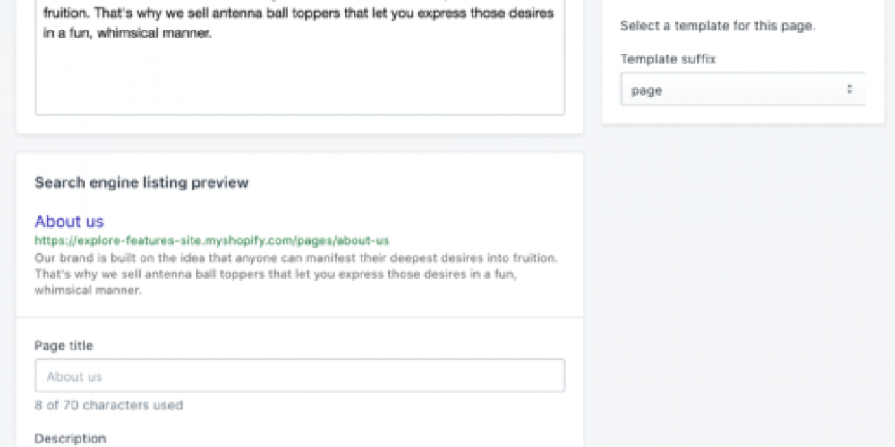 Shopify SEO Guide: How to increase organic traffic to your store