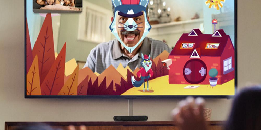 Facebook Adds New, Interactive Features for Portal Smart Speaker