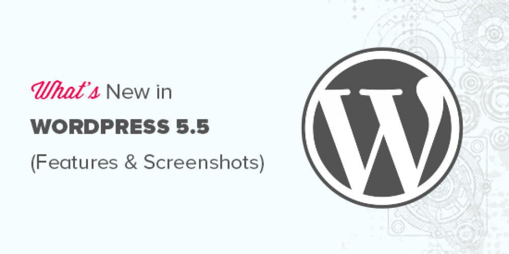 What's New in WordPress 5.5 (Features and Screenshots)