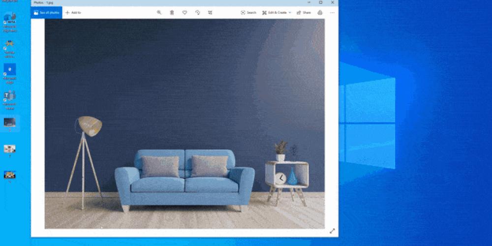 Microsoft brings visual search to Windows search bar