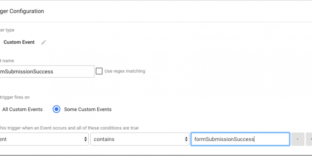 ProTip:  Instapage Form Submission Tracking for Google Tag Manager