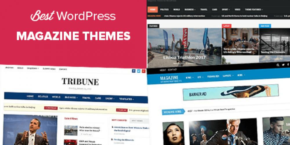 27 Best WordPress Magazine Themes of 2020 [FREE + PAID]