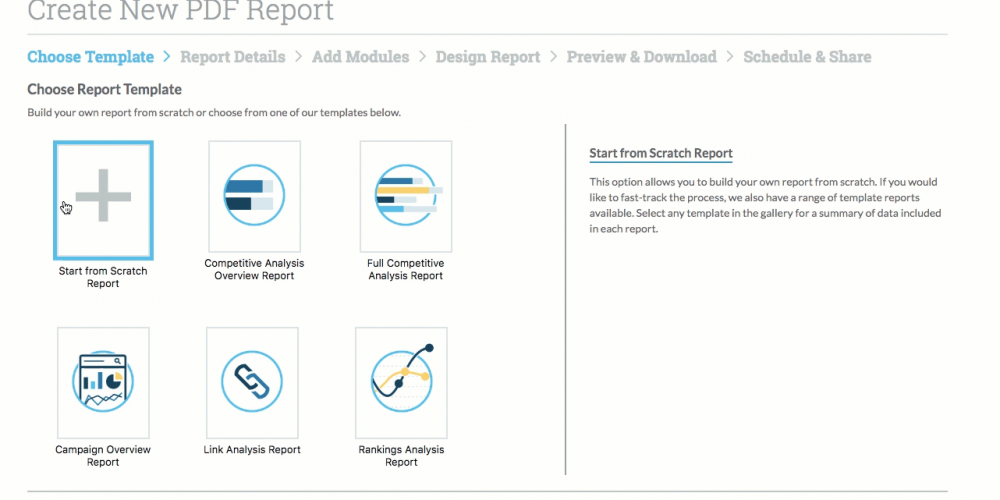 9 Reports Every SEO Needs: Introducing Custom Report Templates in Moz Pro